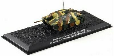 Jagdpanzer  38 HETZER