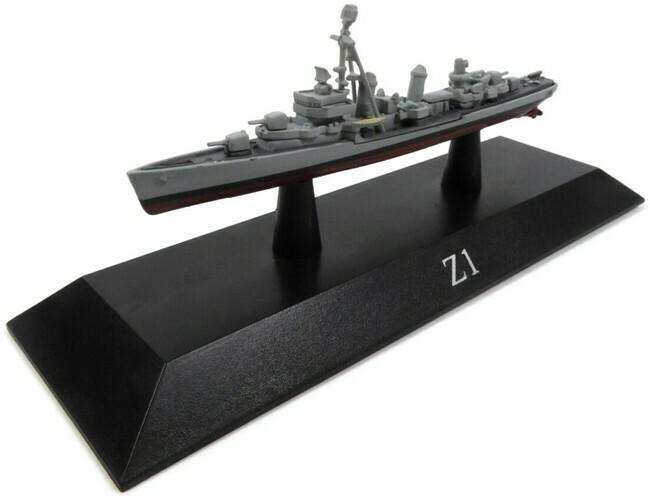 Z1 Class - Destroyer
