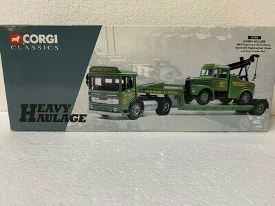 AEC Ergomatic Articulated and Scammell Highwayman