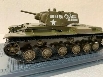 Kampfpanzer KV-1 (Rusland)