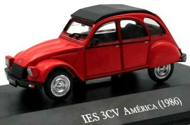 Citroën IES 3CV