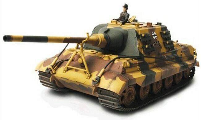 Sd.Kfz.186 Panzerjager TIGER