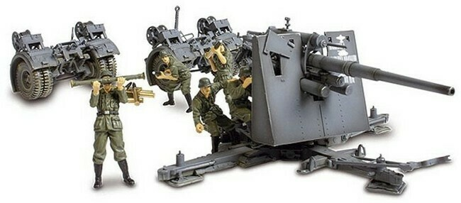 8.8 cm Flugabwehrkanon  (Flak)
