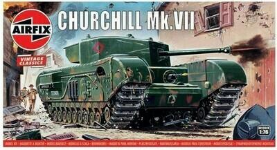 Churchill MK. VII  (modelbouw)