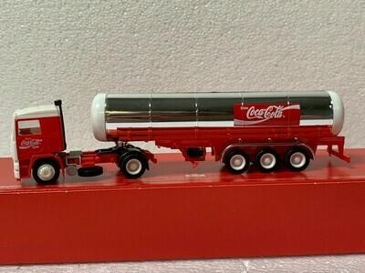 Volvo F12 Coca Cola