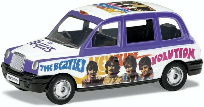 The Beatles ' HEY JUDE'  - London Taxi