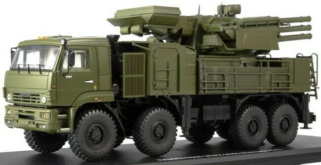 Kamaz 6560 Rakenwerfer