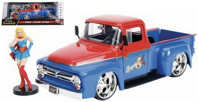 Supergirl  - Ford F-100