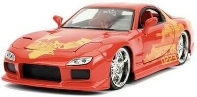 Fast & Furious - Mazda RX-7