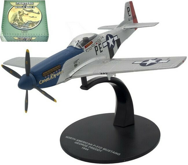 North Amercan Mustang P-51D