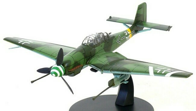 Junkers JU 87G-1 Stuka
