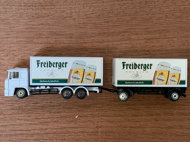 Mercedes Freiberger Bier