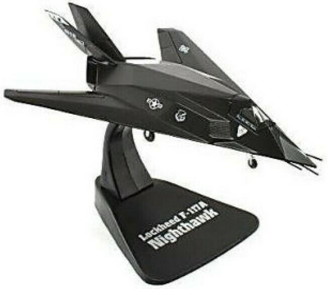 Lockheed Martin F-117 Nighthawk