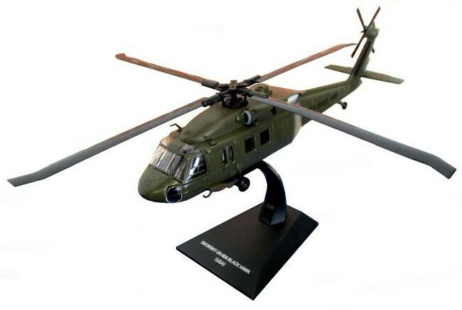 Sikorsky UH60A BLACK HAWK