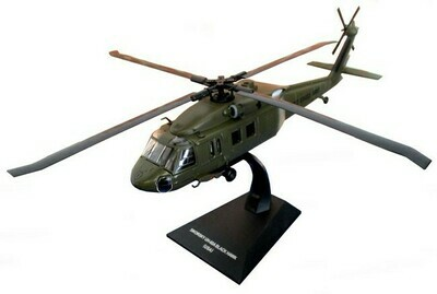 Sikorsky UH60A BLACK HAWK