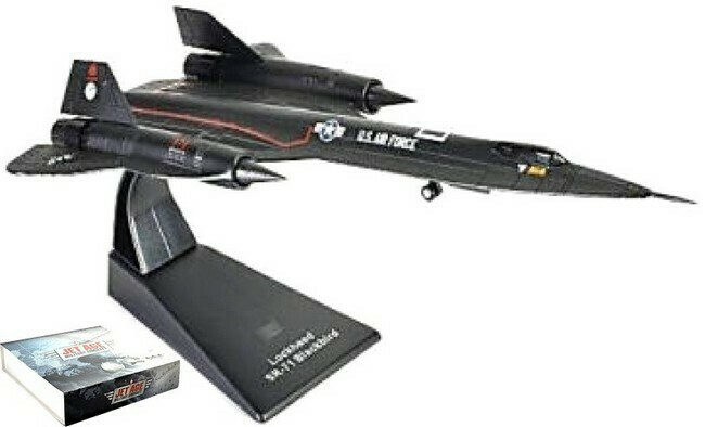 Lockheed SR-71 BLACKBIRD  - U.S. AIR FORCE
