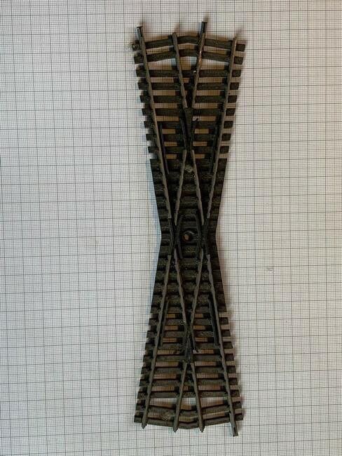 Lima Rail N/3038 DX