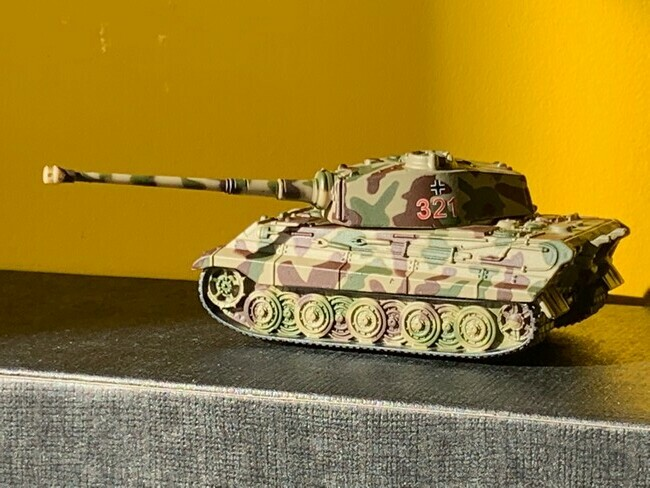 """Tiger II  """"Königstiger"""""""