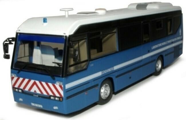 LOHR L96 Politiebus