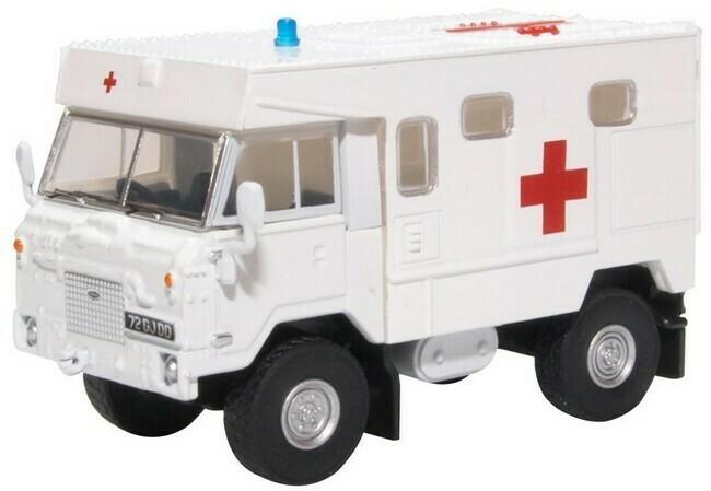 Land Rover FC Ambulance