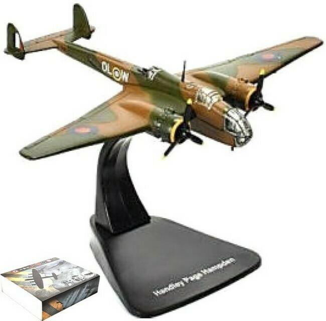 Handley Page Hampden Mk.I