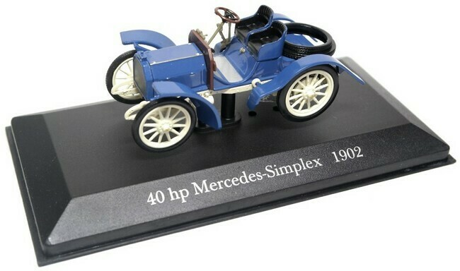 Mercedes Benz 40 hp