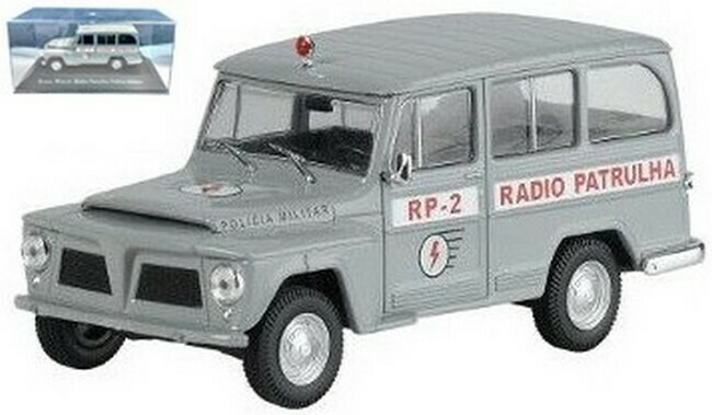 Willy Jeep  Rural Radio