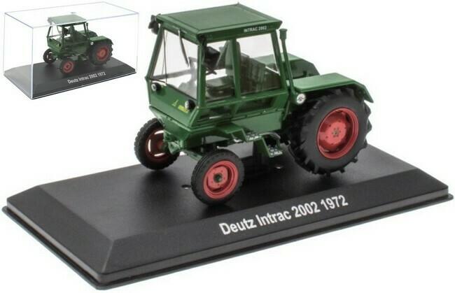 Deutz Intrac 2002