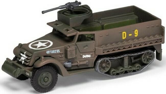 M3 A1 Half-Track