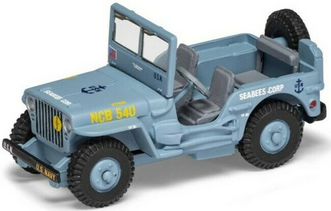 Willy jeep Seabees