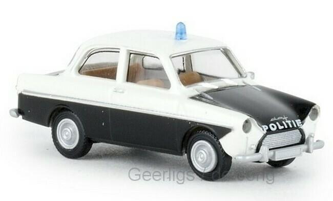 DAF 600 Politie