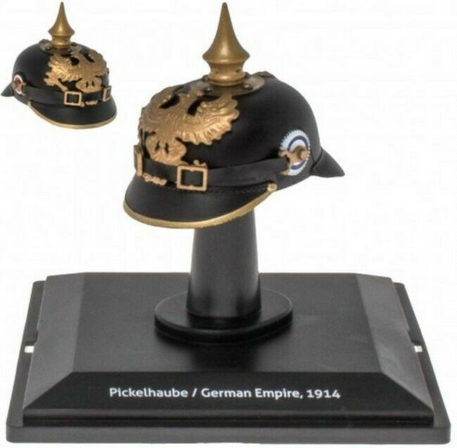 Helm Pickelhaube Duits Keizerrijk