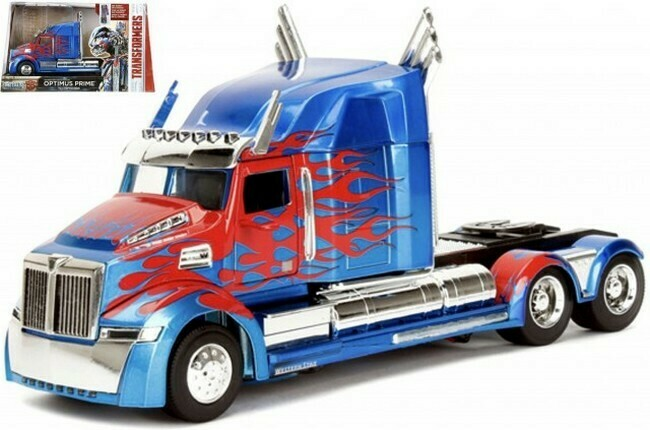 Transformers -  Western Star 5700XE