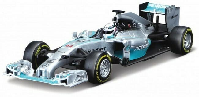 Mercedes Benz AMG Petronas  -   Hamilton