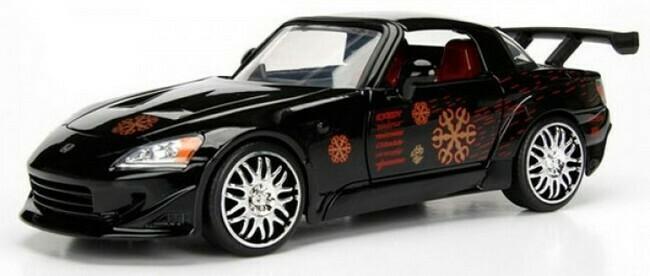 Fast & Furious - Honda S2000