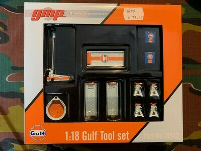 Shop Tool Set #2 - Gulf Oil
