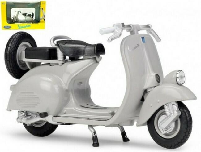 Vespa Scooter 125 cc