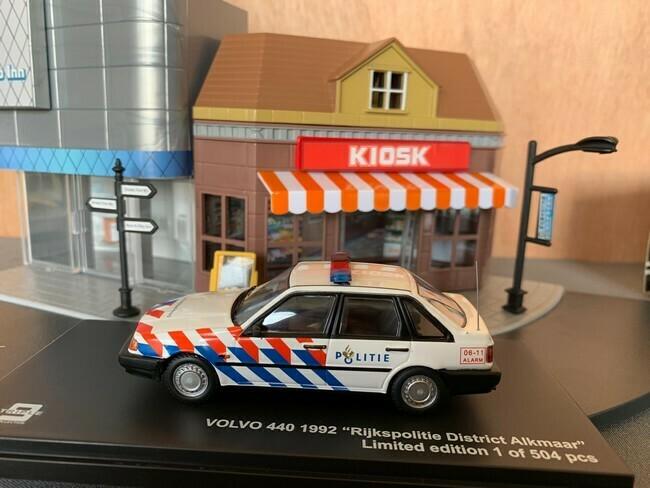 Volvo 440 Politie