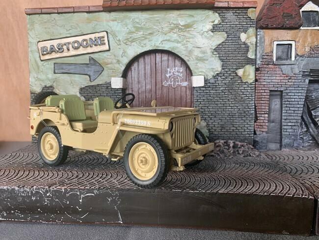 Willy Jeep Casablanca