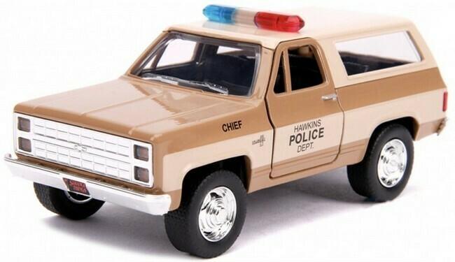 Stranger Things  - Chevrolet Blazer