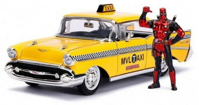 Deadpool  -  Chevrolet Bel Air