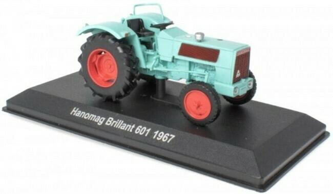 Hanomag Brillant 601