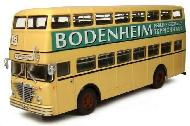 Bussing D 2 U 1951