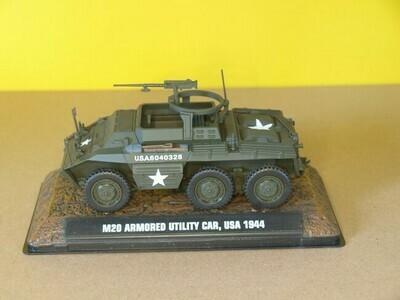 M20 Armored Utility Car USA 1944