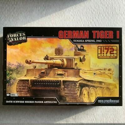 Tiger I (modelbouw)