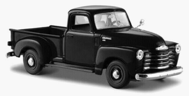 Chevrolet Pick-up 3100