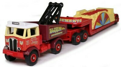 AEC Mammoth and Load
