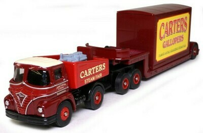 Foden Ballast Tractor Generator Low Loader / Container Load