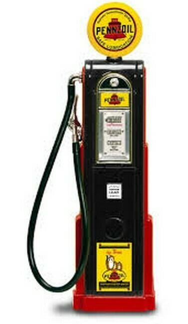 Benzinepomp  Penzoil