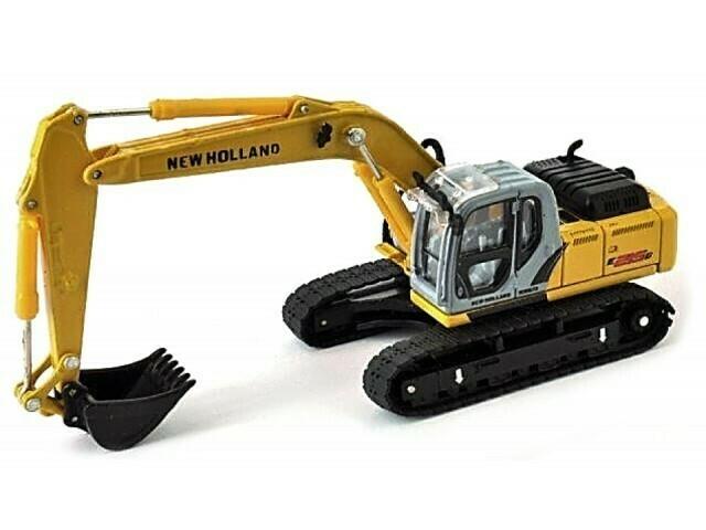 New Holland E485B